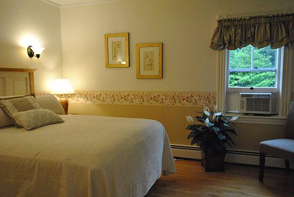 Acadian Bedroom