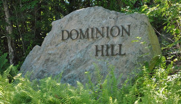 Dominion Hill Rock