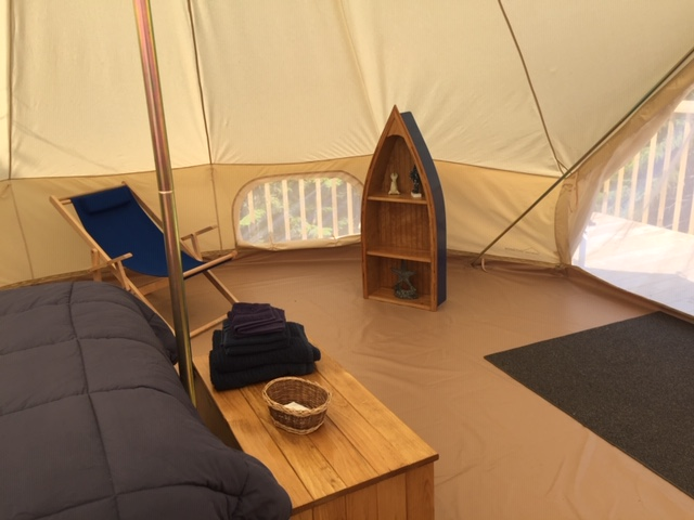Glamping New Brunswick