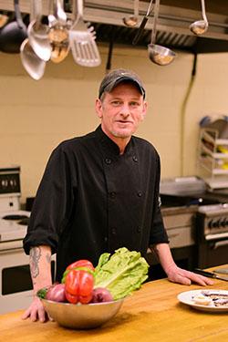 Chef Trent